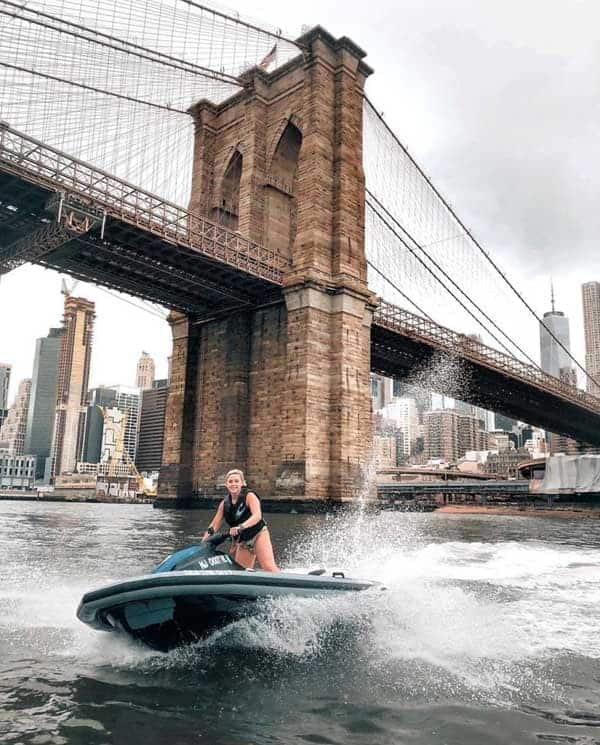 Brooklyn Bridge Jet Ski Tour